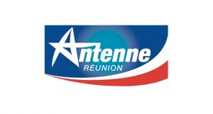 Logo du client Antenne Réunion