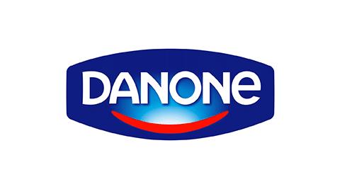 Logo du client Danone Réunion