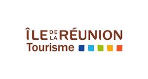 Logo du client île de la Réunion Tourisme